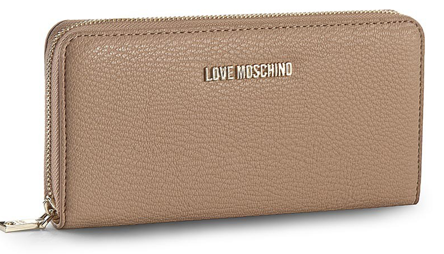 Newt 100 Auth Box Papers Love Moschino Pebble Beige