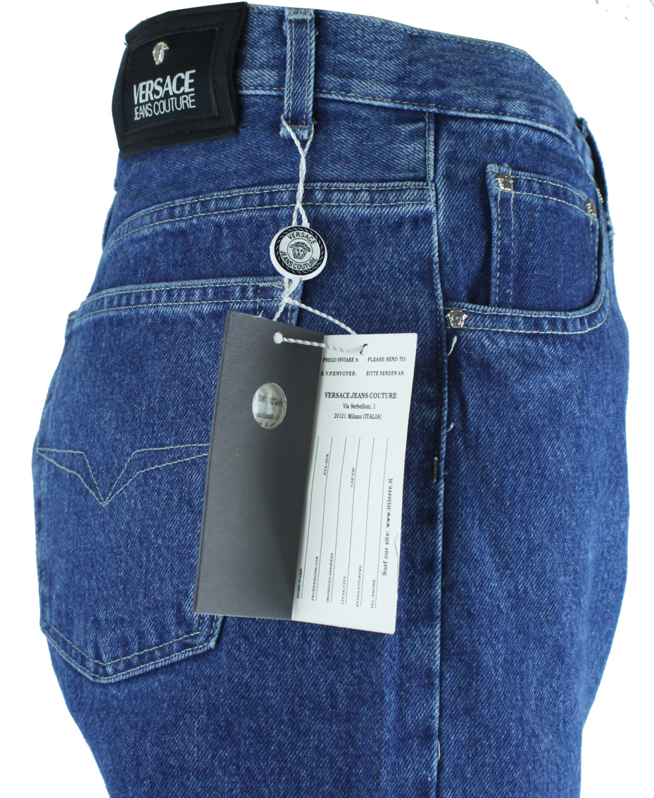 bluline : NEWT$ VERSACE JEANS COUTURE BEAUTIFUL STONEWASH ...